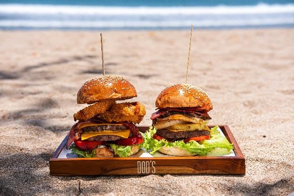 Dods Burger Best Burger Bali
