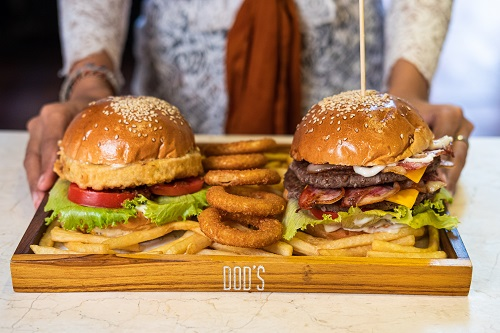 Dods Burger Franchise Best burger bali BUrger business